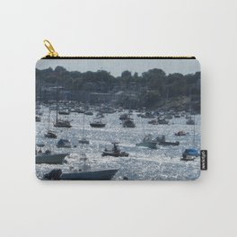 Sunlit Harbor Carry-All Pouch