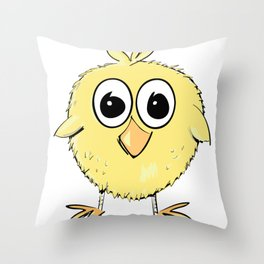 TFG Baby Chick Throw Pillow