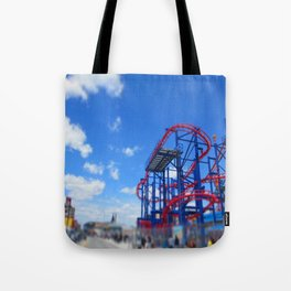 coneyskyland Tote Bag