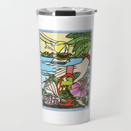 The Island Travel Mug