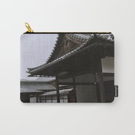 Temple at Kinkakuji in Kyoto, Japan Carry-All Pouch