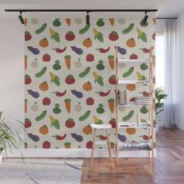 Eat Green Wall Mural