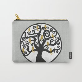 Cat Tree of Life Carry-All Pouch