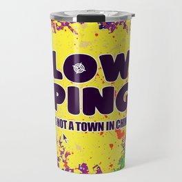 Low-Ping Travel Mug