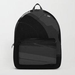 Elegant car Backpack