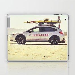 Beach Watch Laptop & iPad Skin
