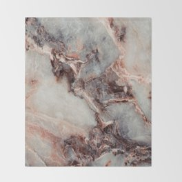 Marble Texture 85 Throw Blanket