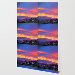 California sunrise photo   Dream big & make it happen Wallpaper