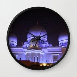 Sheikh Zayed Grand Mosque Wall Clock