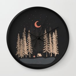 Feeling Small... Wall Clock