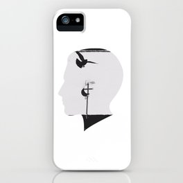 lightheaded iPhone Case