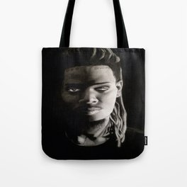 Fetty Wap Drawing Tote Bag