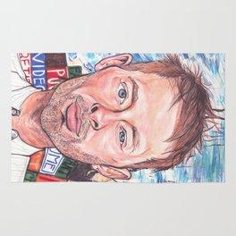 Thom Yorke Radiohead Hail to The Theif Rug