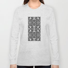 Tiki Totem Long Sleeve T-shirt