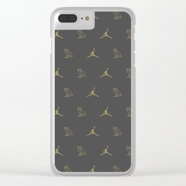Jumpman - Storm Clear iPhone Case