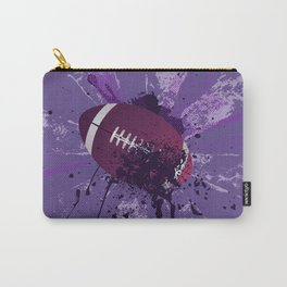 Grunge Rugby Carry-All Pouch