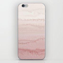 WITHIN THE TIDES - BALLERINA BLUSH iPhone Skin