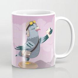Messenger Coffee Mug