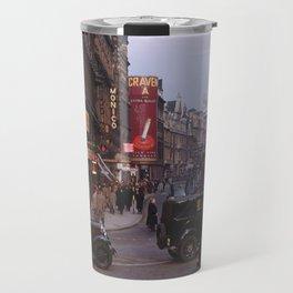 Piccadilly London Kodachrome Travel Mug