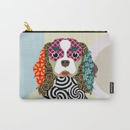 king charles cavalier spaniel Carry-All Pouch
