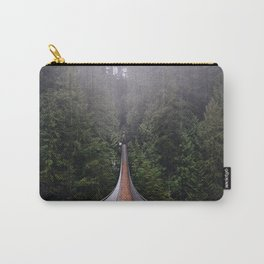 Suspension Bridge Carry-All Pouch