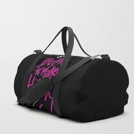 Make History Duffle Bag