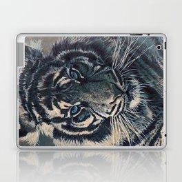 Tiger Eyes - by Julio Lucas  Laptop & iPad Skin