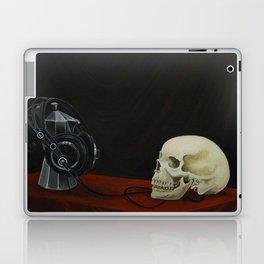Coffee… Music! Death Laptop & iPad Skin