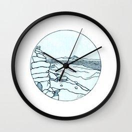 Frary Peak Wall Clock