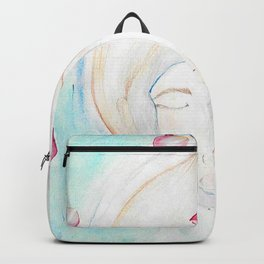 Let Your Worries Down the Drain Backpack
