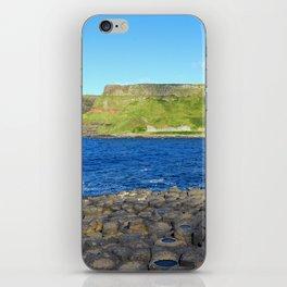 Gigant's Causeway. Antrim Coast. Northern Ireland iPhone Skin