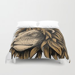 Calm and steady Duvet Cover