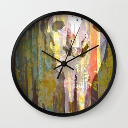 Southern Wall Clock