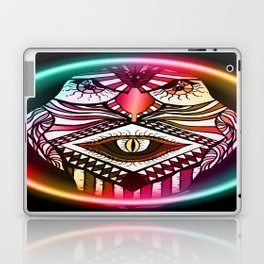 Night Hawk Laptop & iPad Skin