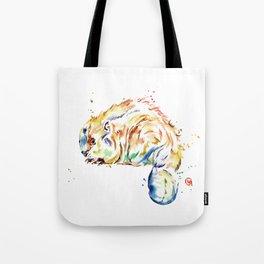 Beaver - Oh Canada Tote Bag