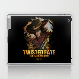 League of Legends TWISTED FATE - [The Card Master] Laptop & iPad Skin