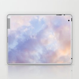 Pink sky / Photo of heavenly sky Laptop & iPad Skin