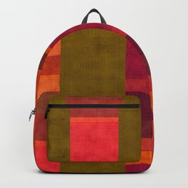 """""""Colorful Autumn Field"""" Backpack"""