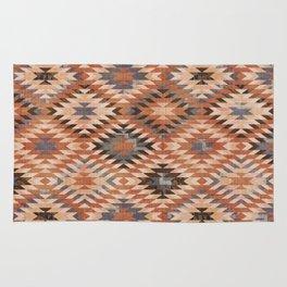 Arizona Southwestern Tribal Print Rug