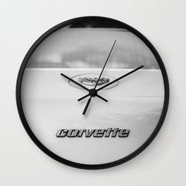 70's Vette Wall Clock