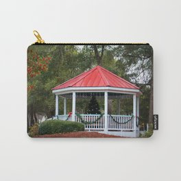 Village Christmas Carry-All Pouch