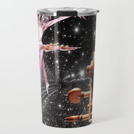 Violin and Ballet Dancer number 1 Travel Mug