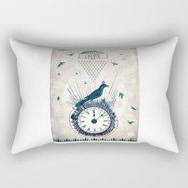 L'Hiver Rectangular Pillow