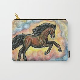 Comet Horse Carry-All Pouch