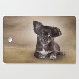 Drawing Puppy Chihuahua Cutting Board