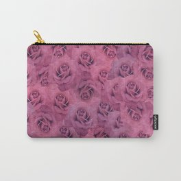 PaleRose Repeat Carry-All Pouch