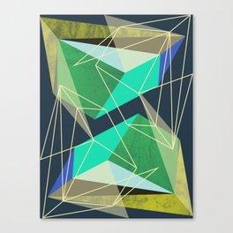 ColorBlock VI Canvas Print