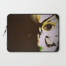 Doll In Color Laptop Sleeve