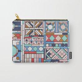 Pop art windows Carry-All Pouch