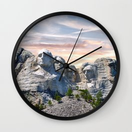 Presidential Wall Clock
